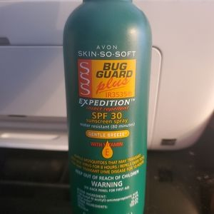 Expedition family size pump spray spf 30